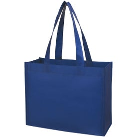 Customized Laminated Non-Woven Shopper Tote
