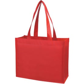 Customized Laminated Non-Woven Shopper Tote