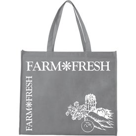 Landscape Tote for Advertising