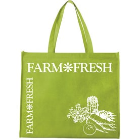Landscape Tote with Your Logo
