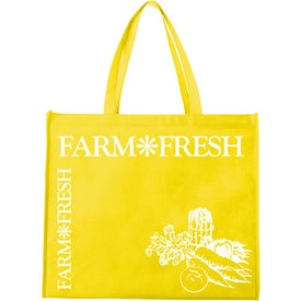 Landscape Tote Branded with Your Logo