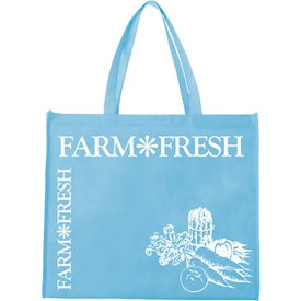 Landscape Tote Imprinted with Your Logo