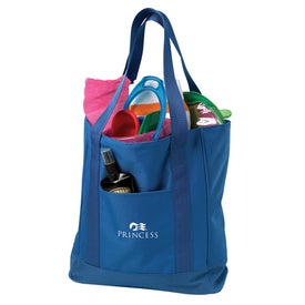 Logo Large Boat Tote