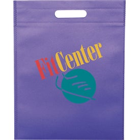 Large Freedom Heat Seal Exhibition Tote for Advertising