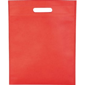 Large Freedom Heat Seal Exhibition Tote for Your Organization