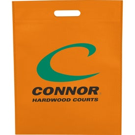 Large Freedom Heat Seal Exhibition Tote Printed with Your Logo