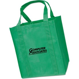 Large Grocery Tote Bag Giveaways