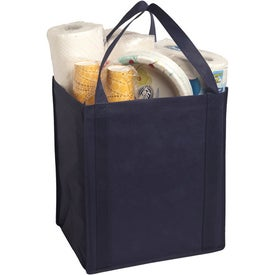 Promotional Large Non-Woven Grocery Tote Bag