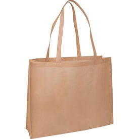 Eco-Friendly Non Woven Tote Bag with Your Slogan