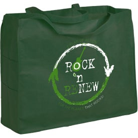 Large Shopping Tote for Marketing