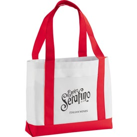 Large Tote Bag Printed with Your Logo