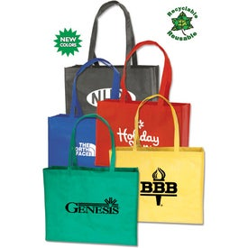 Printed Large Customizable Tote Bag