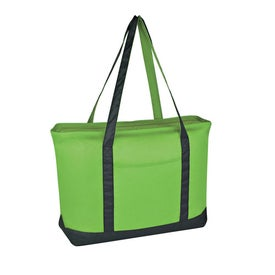 Large Value Boat Tote for Your Organization