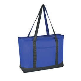 Logo Large Value Boat Tote