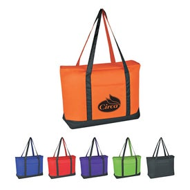 Large Value Boat Tote