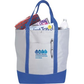 Customized Sport Boat Tote