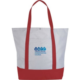 Personalized Sport Boat Tote
