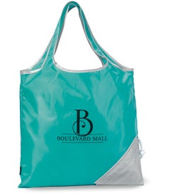 Latitudes Foldaway Shopper for Your Company