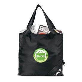 Latitudes Foldaway Shopper Branded with Your Logo