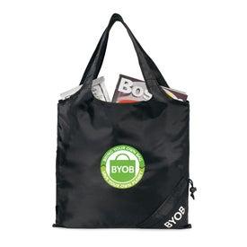 Latitudes Foldaway Shopper Branded with Your Logo