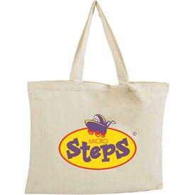 Branded Leon Canvas Tote Bag