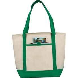 The Lighthouse Boat Tote for Advertising