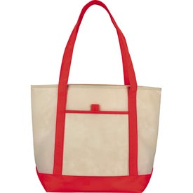 The Lighthouse Boat Tote for Marketing