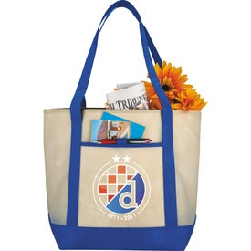 The Lighthouse Boat Tote Imprinted with Your Logo