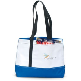 Personalized Linear Convention Tote