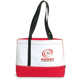 Promotional Linear Convention Tote