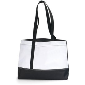 Linear Convention Tote for Promotion