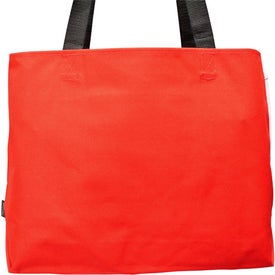 Custom Linear Convention Tote
