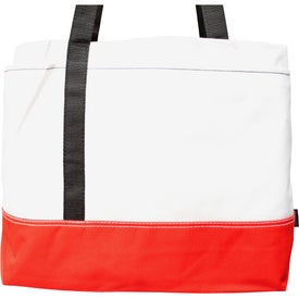 Linear Convention Tote for Customization