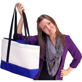 Advertising Linear Convention Tote