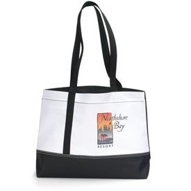 Linear Convention Tote with Your Logo