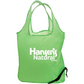 Branded Little Berry Shopper Tote Bag