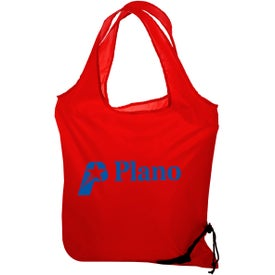 Little Berry Shopper Tote Bag with Your Slogan