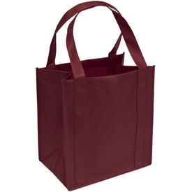 Monogrammed Little Thunder Tote Bag