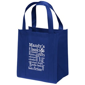 Personalized Little Thunder Tote Bag