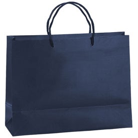 London Matte Eurotote Bag for Customization