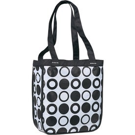 Luna Reversible Tote Branded with Your Logo