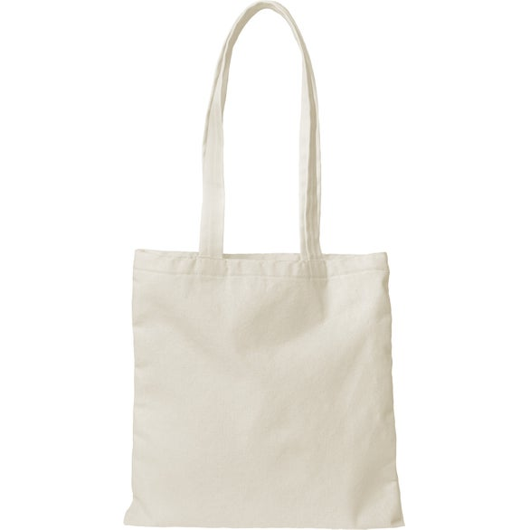 Natural Main Squeeze Super Size Tote Bag