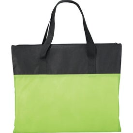 Branded Mansfield Meeting Tote