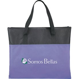 Mansfield Meeting Tote for Promotion