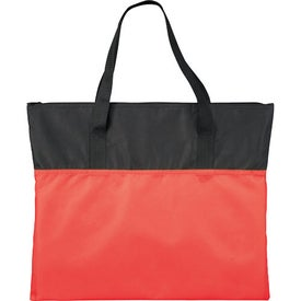 Mansfield Meeting Tote for Marketing