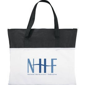 Printed Mansfield Meeting Tote