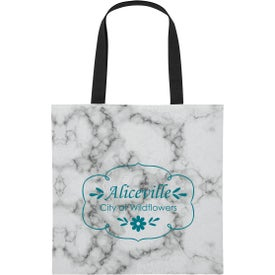 Marbled Tote Bag