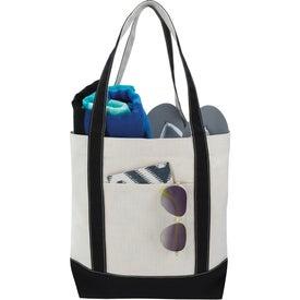 Custom Marina Tote Bag