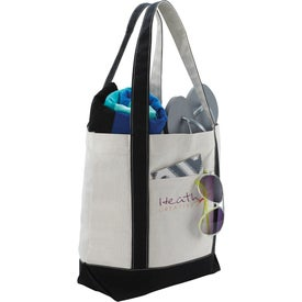 Marina Tote Bag Branded with Your Logo