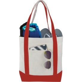Marina Tote Bag for Advertising